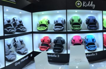 Stand Kiddy au salon Babycool