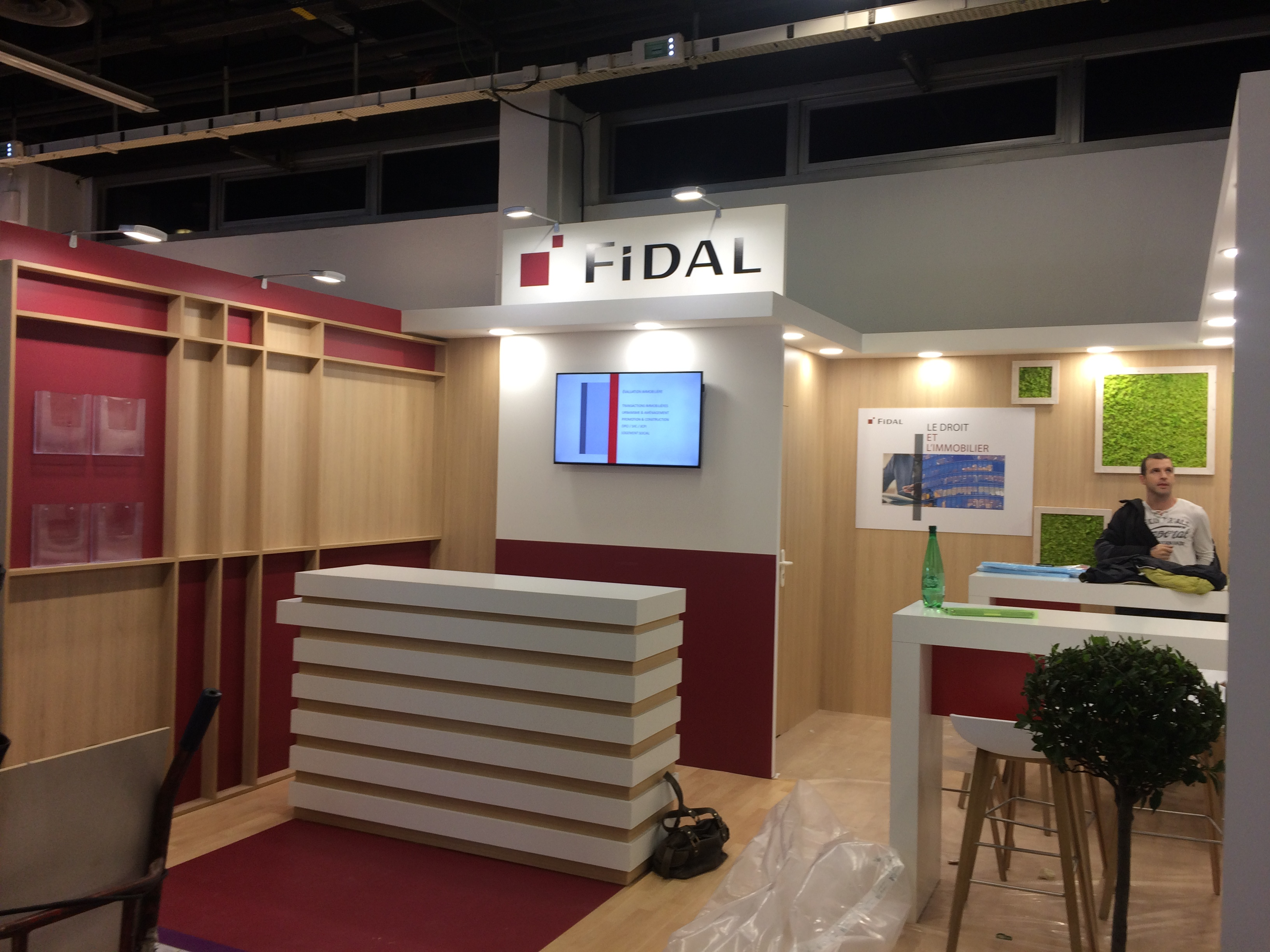 Stand Fidal by Expo4