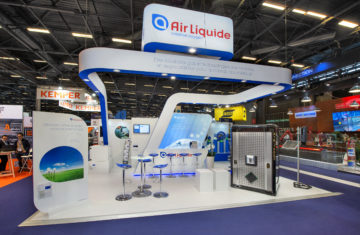 Stand Air Liquide