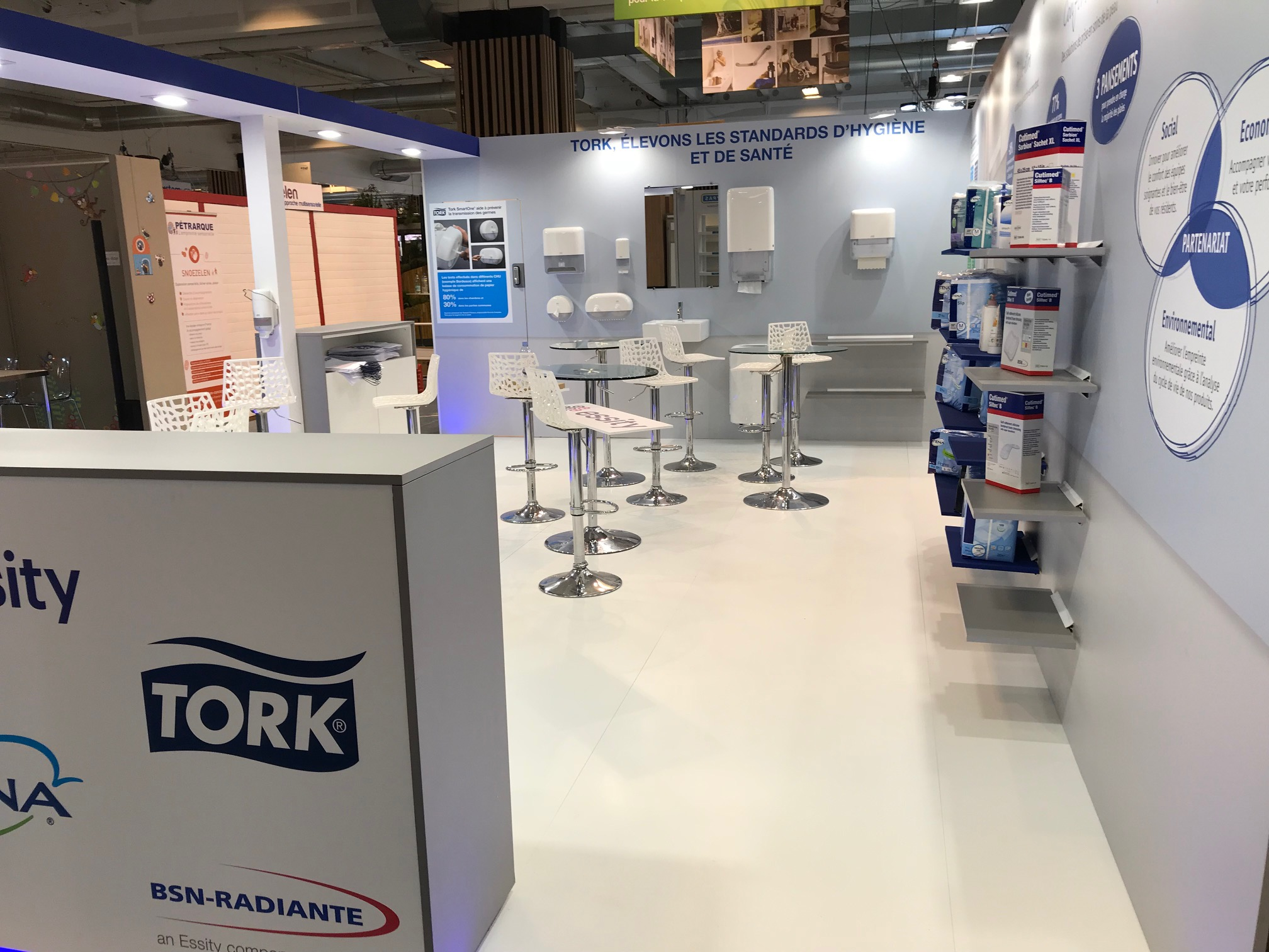 Salon Healthcare Week 2018 Paris Expo Porte De Versailles