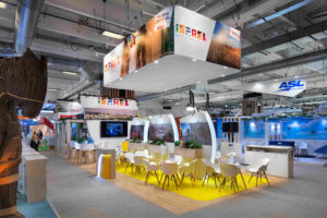 Stand tourisme Israel